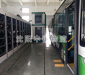 南京纯电动巴士电池快换设备