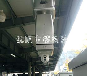 冲电柱巡检机器人