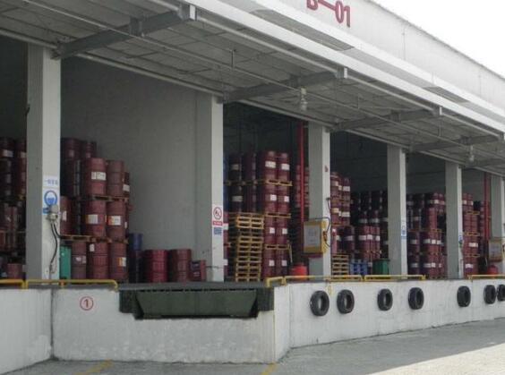 沙田码头仓库装卸