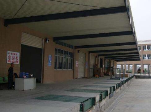 沙田碼頭倉儲裝卸