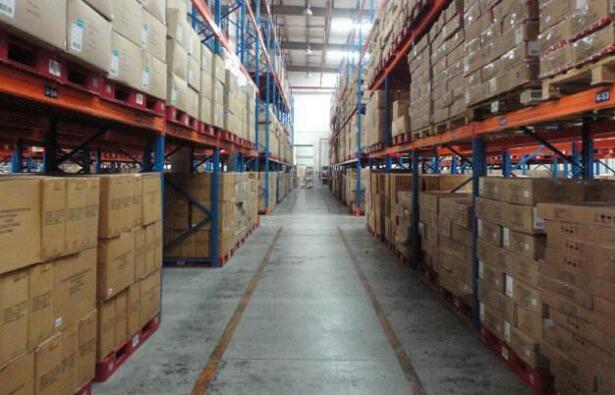 虎門港碼頭倉儲裝卸