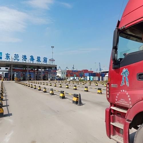 东莞港运输