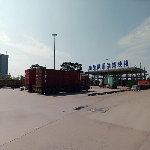 東莞港保稅物流