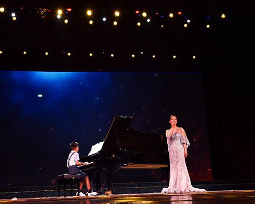 哈尔滨钢琴学校艺术中心