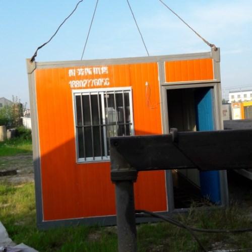 汉川住人集装箱活动房