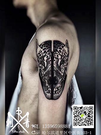 日式风格纹身