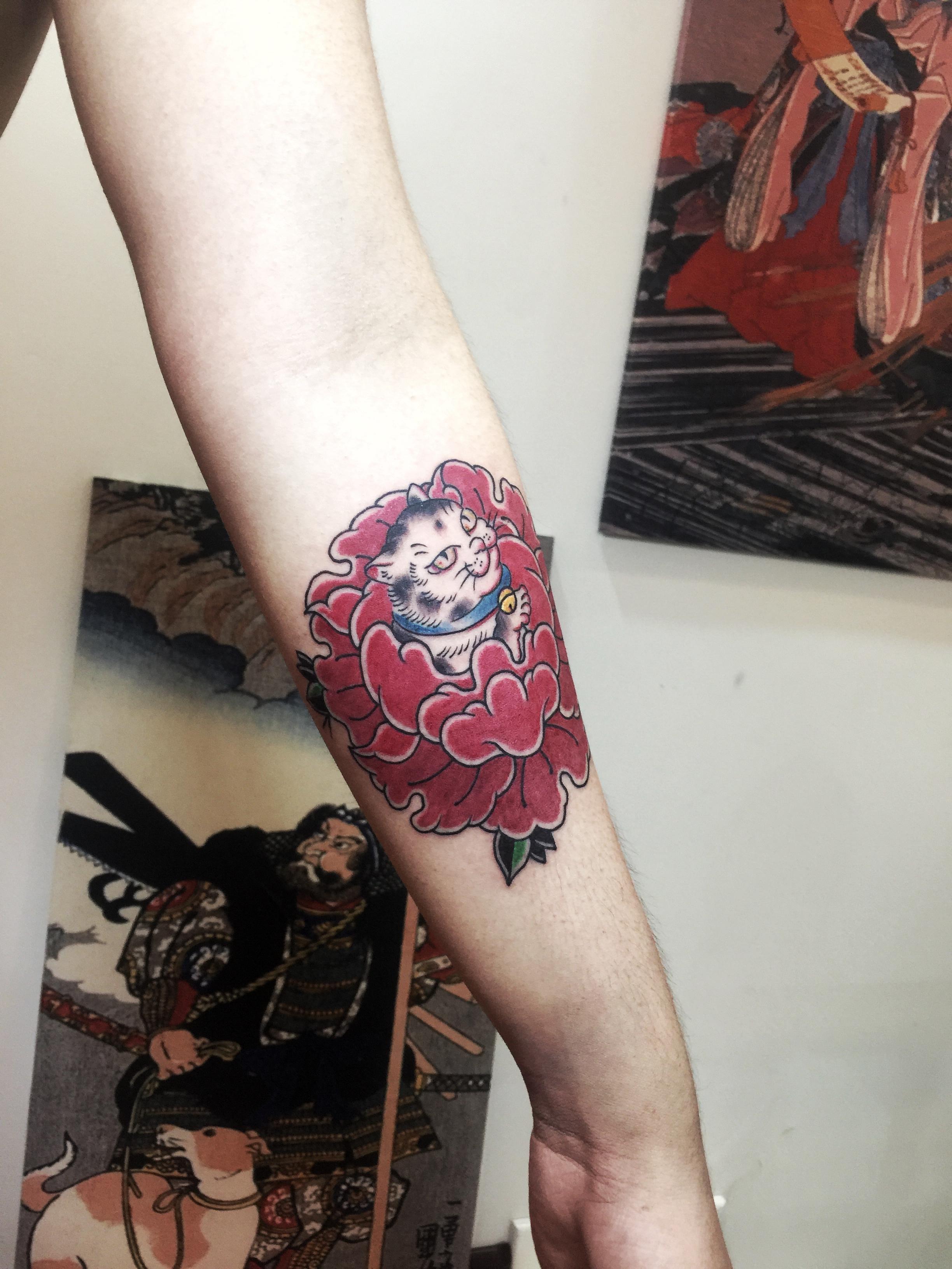 哈尔滨正规纹身店