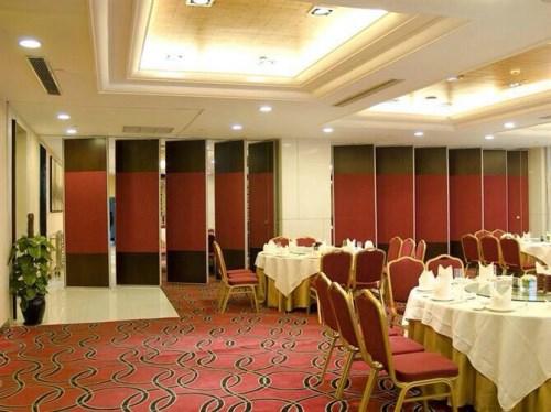 武汉酒店活动隔断墙