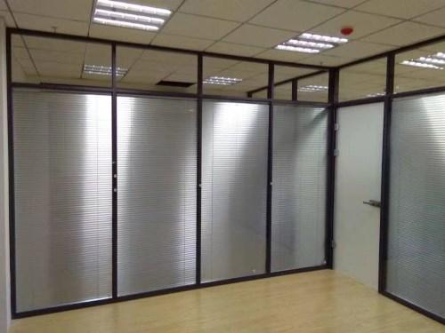 武汉办公隔断安装