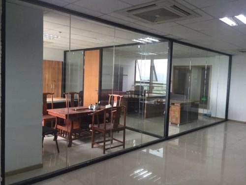 武汉办公玻璃隔断公司