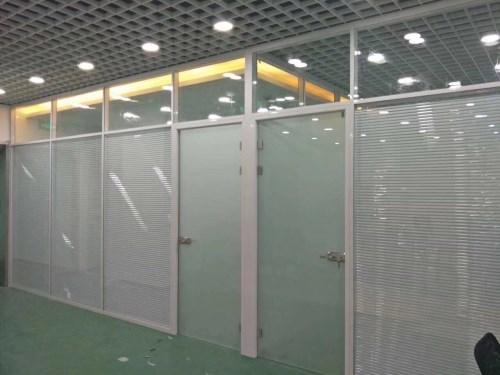 武汉单玻玻璃隔断厂家