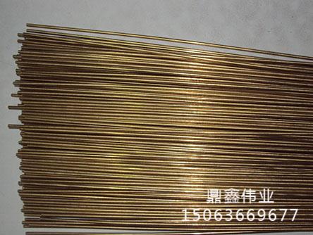 锡黄铜焊条