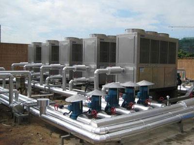 保定空气源热水工程