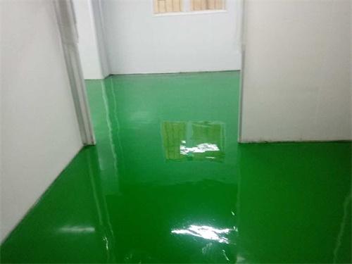 环氧防腐蚀地坪