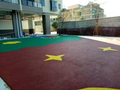 幼儿园地板地坪工程