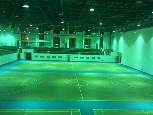 PVC运动地板