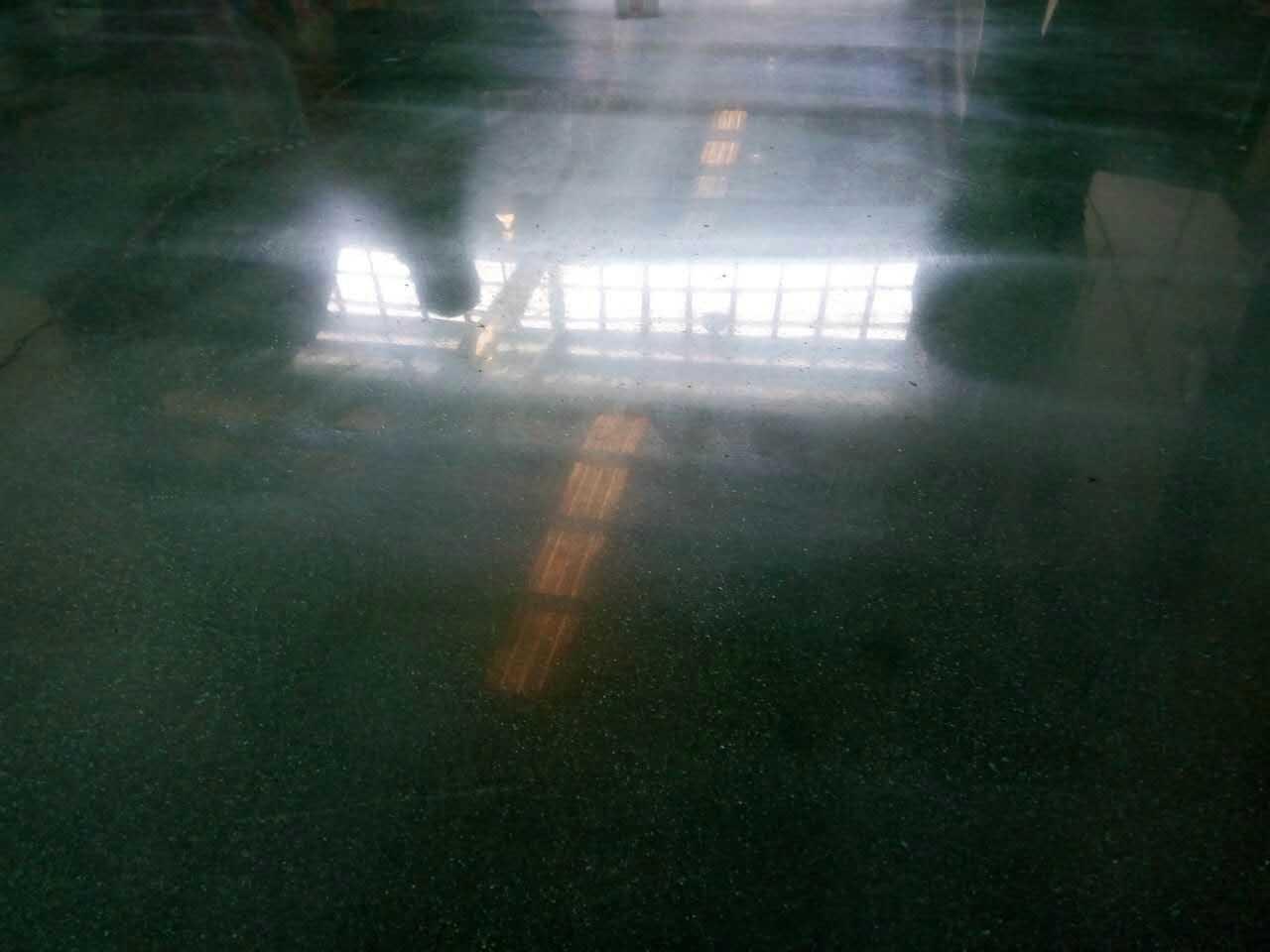 硬化剂地坪