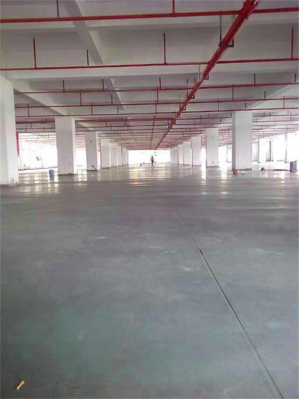 硬化剂地坪工程