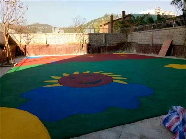 幼儿园球场