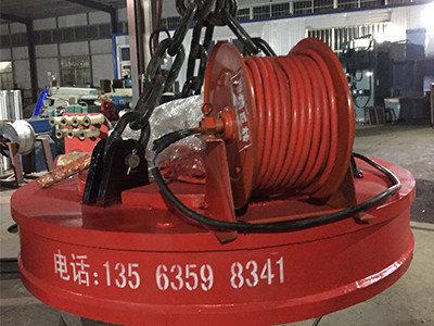 吊运废钢用起重电磁铁