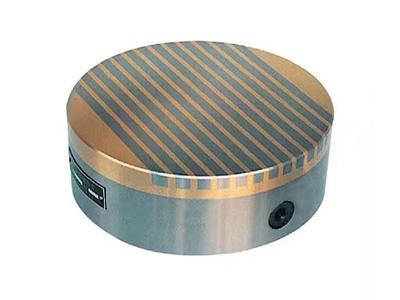 圆形密极永磁吸盘