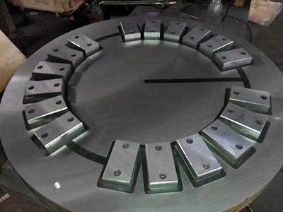 圆形电永磁吸盘