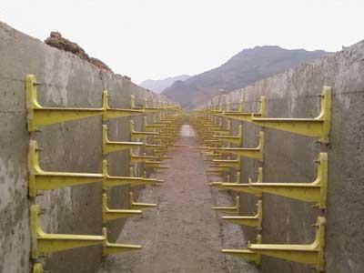 秦皇岛河北玻璃钢电缆支架