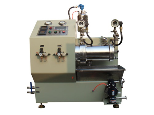 PT-5聚氨酯涡轮式砂磨机