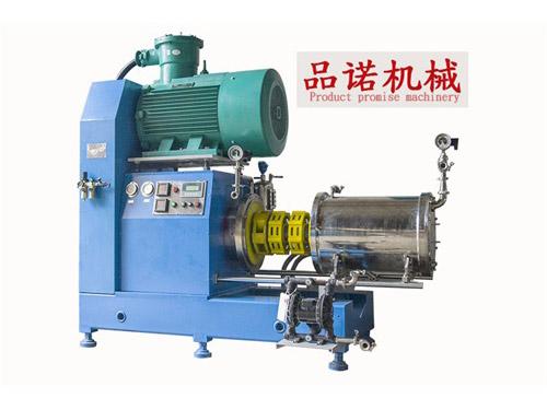 聚氨酯卧式砂磨机