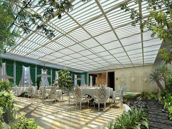 郑州生态餐厅造价