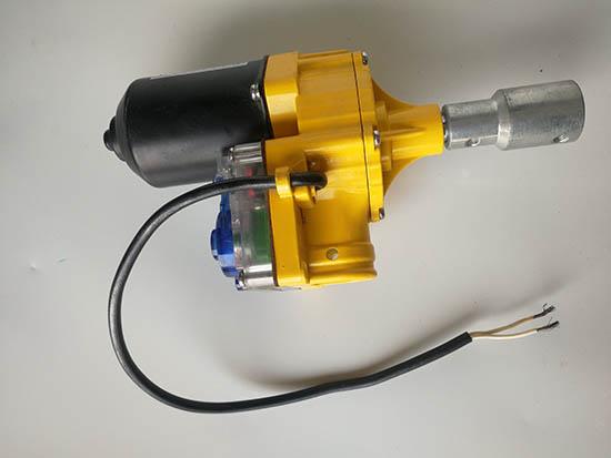 大棚电动卷膜器