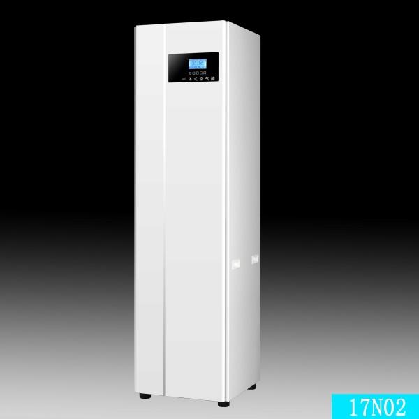 节能高效空气能热水器