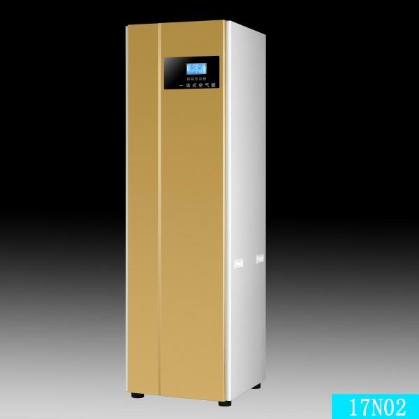 环保空气能热水器一体机