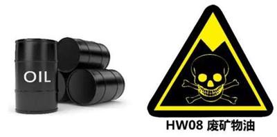 HW08处置单位