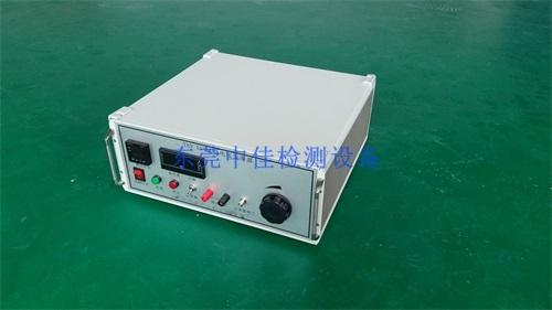 试验电压发生器