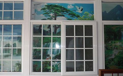 六盘水防盗窗纱窗