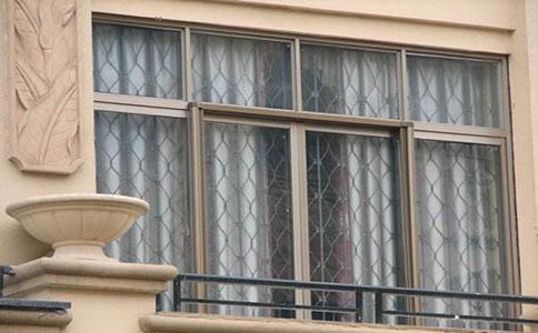 贵阳防盗窗纱窗