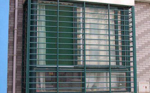 遵义防盗窗纱窗价格