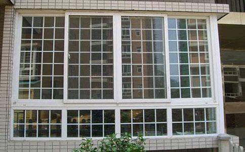 贵州防盗窗纱窗一体
