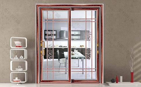鋁合金窗紗一體門窗