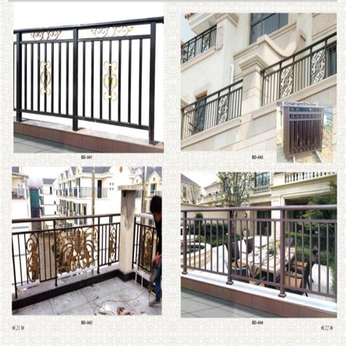 室外铝艺栏杆