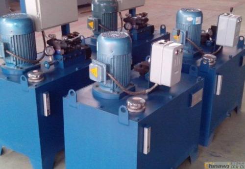 液压油缸泵站