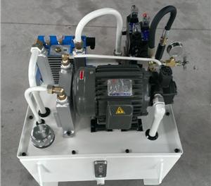 液压泵站油缸