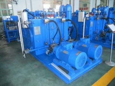 压瓦机专用油缸泵站