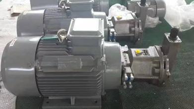 压滤机油缸泵站