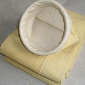 耐高溫氟美斯除塵布袋