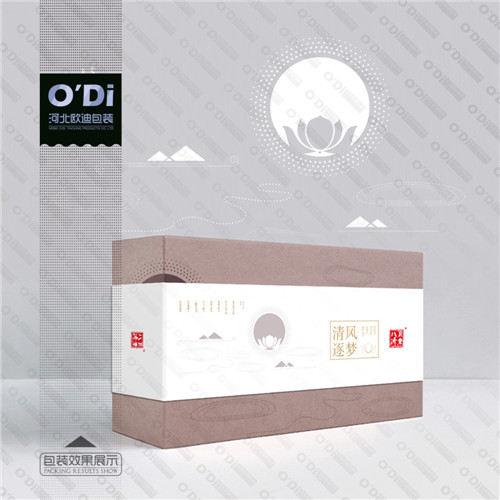 茶品包装盒定制
