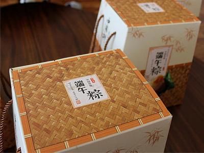 生产粽子礼盒的厂家