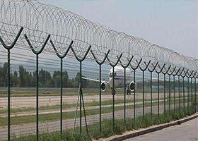 机场护栏网/监狱护栏网