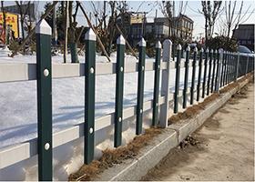 PVC护栏/小区护栏